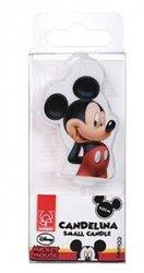 Modecor - Świeczka urodzinowa Myszka Mickey