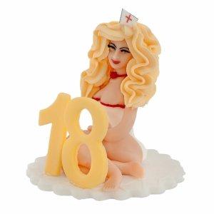 Hokus - Pielęgniarka 18-tka Dekoracja tortu