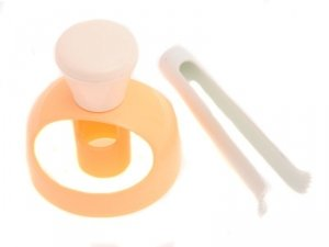 Wykrawacz FOREMKA do donatów / pączków ze szczypcami