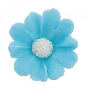 Stokrotka niebieska - Kwiatki cukrowe 5 x 6 op.