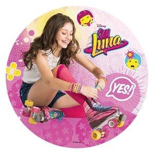 Modecor - Opłatek na tort Soy Luna Yes!
