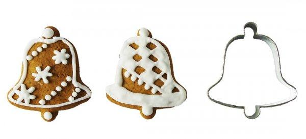 Wykrawaczka do ciastek DZWONEK 5