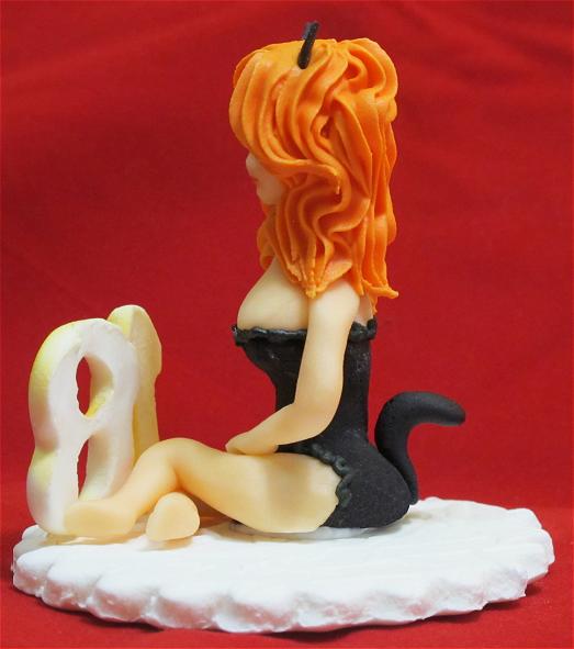 Hokus - Kocica 18-tka Dekoracja tortu