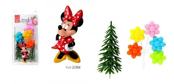 Modecor - Zestaw dekoracyjny mały Myszka Minnie