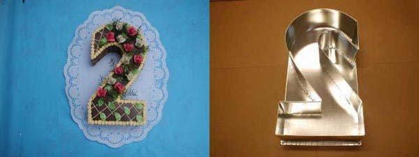 Forma do pieczenia ciasta DWÓJKA