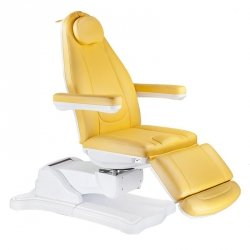 Elektryczny fotel kosmetyczny Mazaro BR-6672 Miodo BS