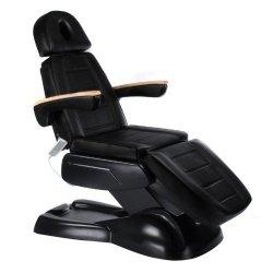 Fotel kosmetyczny elektryczny Lux BW-273B Czarny BS