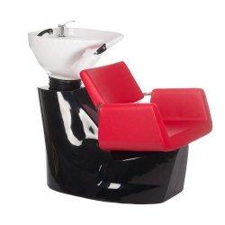 Myjnia Fryzjerska Vito BH-8022 Czerwona BS