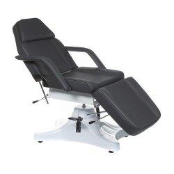 Fotel kosmetyczny hydrauliczny BD-8222 Szary BS