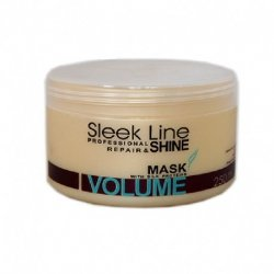 STAPIZ Volume Maska do włosów SLEEK LINE 250 ml