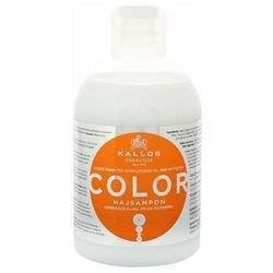 KALLOS  KJMN Szampon  Color do włosów farbowanych  1000 ml Nowość