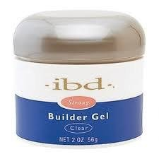 IBD Żel UV IBD Builder Clear 56g