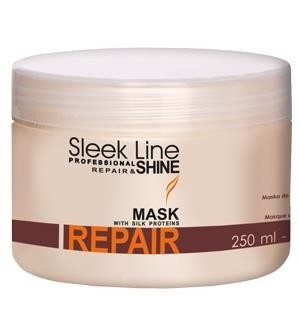 STAPIZ- Maska z jedwabiem Sleek Line Repair & Shine 250 ml
