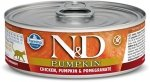 N&D Cat Pumpkin Chicken Pomegranate - Kurczak, dynia i granat 80g