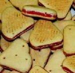 Ciastka 35 Sandwich Hearts 10kg