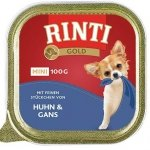 Rinti Gold Mini Kurczak i Gęś 100g