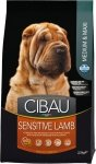 Cibau Adult Sensitive Lamb Medium Maxi 2,5kg