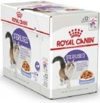 Royal Canin Sterilised w galaretce 12 saszetek po 85g