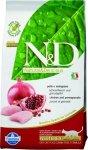 N&D Cat No Grain Neutered Chicken & Pomegranate 1,5kg