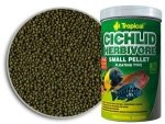 Tropical Cichlid Herbivore Small Pellet 1000ml/360g