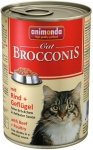 Animonda Brocconis Cat Wołowina i Drób 400g