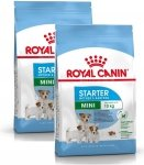 Royal Canin Mini Starter Mother & Babydog 2x8,5kg (17kg)
