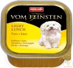 Animonda Vom Feinsten Light Lunch Indyk z serem 150g