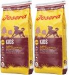 Josera (rabat 10%)Kids - dla szczeniąt średnich i dużych ras 2x15kg (30kg)