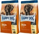 Happy Dog Supreme Sensible Toscana 2x12.5kg (25kg)