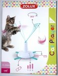 Zolux Cat Player 2 - interaktywna zabawka dla kota