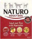 Naturo Adult Jagnięcina z ryżem i warzywami 150g