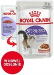 Royal Canin Sterilised w sosie 12 saszetek po 85g