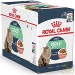Royal Canin Digest Sensitive w sosie 12 saszetek po 85g