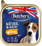 Butchers Dog Natural & Healthy - pasztet z kurczakiem 150g