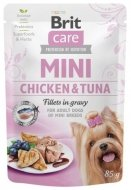 Brit Care Mini Adult Chicken & Tuna 85g