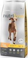 Wyprzedaż Nutrilove Premium Active - ze świeżym kurczakiem 3kg
