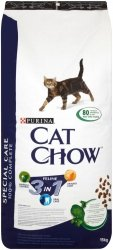 Purina Cat Chow Adult Special Care 3w1 15kg