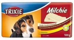 Trixie Czekolada dla psa biała 100g