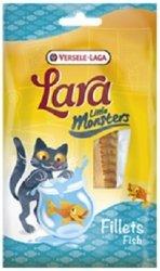 Lara Little Monsters - Fish Fillets - filety z ryby dla kota 2szt.