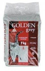 Golden Grey samozbrylający żwirek bentonitowy 7kg