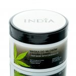 Hair Mask With Hemp Seed Oil, 200 ml