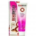 Venovital Cream Balm for Swollen, Tired Legs, 100ml