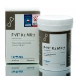F-VIT K2 Formeds, Witamina K2 MK-7, Suplement Diety w Proszku
