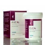 ForMeds F-VIT B5, Witamina B5 (Kwas Pantotenowy), Suplement Diety