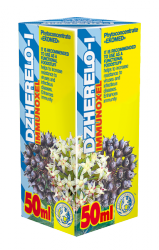 Dzherelo-I (Immunoxel) Herbal Drops, Ekomed Phyto Concentrate