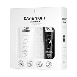 Toothpaste Set DuoLife Day & Night Beauty Care, 2x50ml