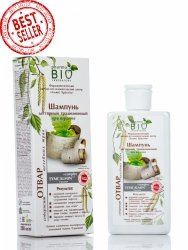 Birch tar Anti-dandruff Shampoo, 200 ml