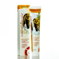 Bear Warming Cream Balm Rescuer No.115
