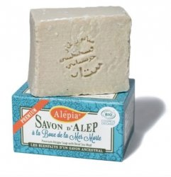 Dead Sea Mud Premium Soap Alep, 125 g