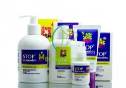 Stop Demodex Face, Hair and Body Care Set
